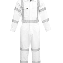 Hi-Vis WorkWear I Syzmik Mens Bio Motion X Back Overall