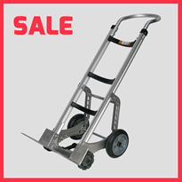 SALE - All Terrain Econo Rotatruck Curved Frame