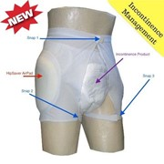 HipSaver Incontinence Management Hip Protector