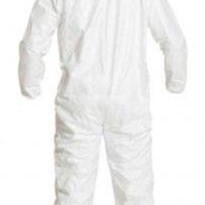Coverall PPE 3 Piece Clothing | DuPont Garment Model IC 105S CS