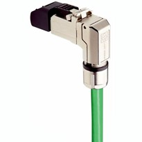 Industrial Ethernet Connectors At The Right Angle