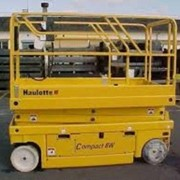 Compact Scissor Lifts 8W