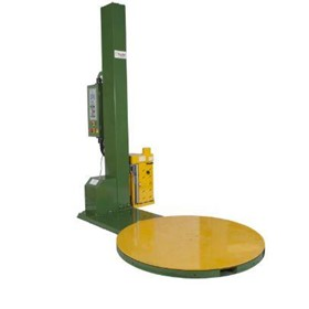 Power Pre-Stretch Pallet Wrapper with Load Cell Scale | EXP-108W
