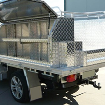 Tough ute trays demand tough parts