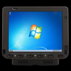 "FM10  10.4"" Windows Vehicle Mounted Computer"
