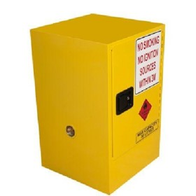 30 Litre Yellow Flammable Cabinet