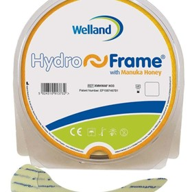 Welland HydroFrame® Flange Extender with Manuka Honey – XMHWAFH33