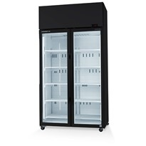 Double Door Drink Fridge | SKT1000-A
