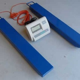 Discount Scales Load Bar Scales - 3000KG