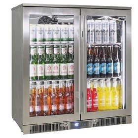 Outdoor ENVY Bar Fridge