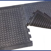 Modular Safety Mats | Sold Top Anti-Fatigue
