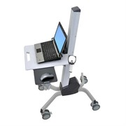 Ergonomic Computer Desk & Workstation | Neo-Flex® Laptop Cart