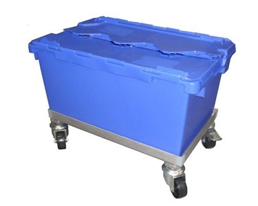 Nally NS Security Crate With Optional Dolly