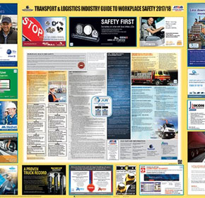 Transport & Logistics Industry Guide to Workplace Safety 2017/18