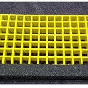 Fibreglass Reinforced Plastic Grating and Stair Treads