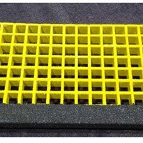 Fibreglass Reinforced Plastic Grating and Anti Slip Stair Treads