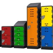 Custom Made Storage Plastic Lockers | C Series
