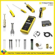Moisture Detection Restorers Kit | TROTEC T3000