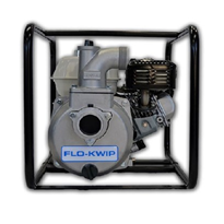 Trash Pumps - Dewatering Pumps - FLO-KWIP SEH-50X