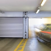 High Speed Carpark Doors | Efaflex