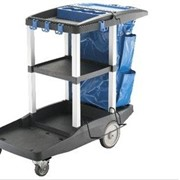 Oates | Janitor Cart | Platinum MkII