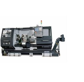 Microweilly Flat Bed | 30TR CNC Series | CNC Lathe