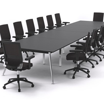 Boardroom Table Rectangle | San Fran - Executive