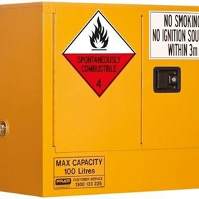 Store-Safe 100LT Class 4 Underbench Dangerous Goods Cabinets