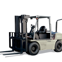 3.5 - 9.0 Ton Diesel Forklifts | Crown CD Series