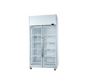 Two Door Fridge Chiller | SKOPE TME1000-A