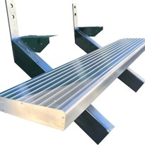 Level Master | Aluminium Stair Treads