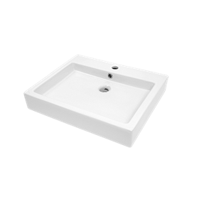 Above Counter Basin | Rettangolo 565