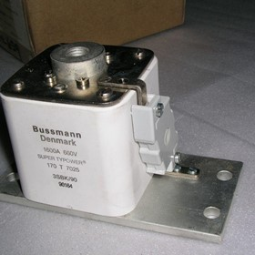 MSL 659 | Bussman Denmark LV, High Current Fuse