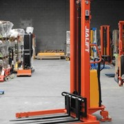 1500kg Straddle Leg Semi-electric Stacker | Jialift