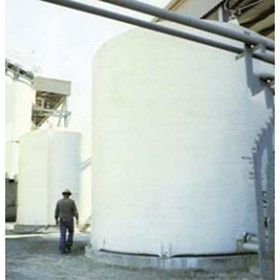 Above Ground Horizontal Tanks