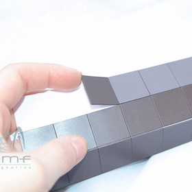 Self-Adhesive Magnetic Patches | AMF Magnetics