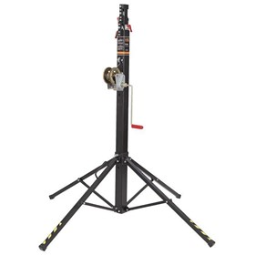 4.6m/150kg Top Load Towerlift – Black
