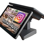 LCD Rear Displays for Uniwell POS | Promotional Displays