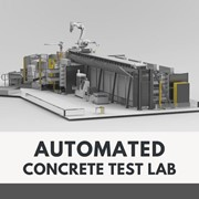 Automated Concrete Test Laboratory
