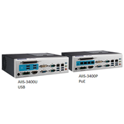 Compact Fanless System | AIIS-3400