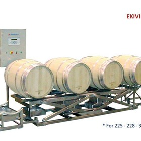 Barrel Washing Systems | EKINSA