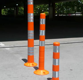 Flexible Bollards | Rebound
