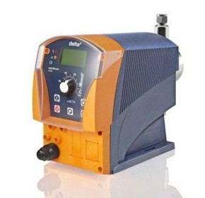 Delta® Solenoid-Driven Metering Pumps