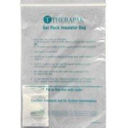 Therapak Gel Pack Insulator Bag