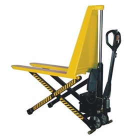 Electric Scissor Lift Pallet Jack 540mm wide