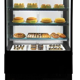 Patisserie Square Glass Display Case | EVOK 180