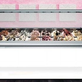 Ice Cream & Gelato Display | Twist