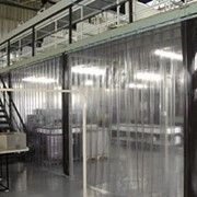 PVC Door Strips and Sheets for Industrial Door Products
