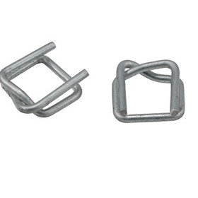 Strapping Buckles for Composite Strapping - Dura-Grip Heavy-Duty Zinc
