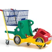 Fun Cabrio | Shopping Basket Trolley
